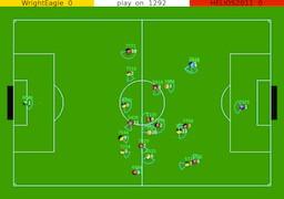 サッカーシミュレーション2D