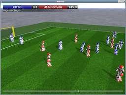 サッカーシミュレーション3D